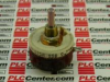 OHMITE RES25R ( RHEOSTAT, WIREWOUND, 25 OHM, 12.5W, TRACK RESISTANCE:25OHM, PWR RATING:12.5W, PRODUCT RNG:RES SERIES, POTENTIOMETER MOUNTING:PANEL, ADJUSTMENT TYPE:SCREWDRIVER SLOT, NO. OF TURNS:1T... -- View Larger Image