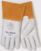 Tillman 1328 Top Grain Goatskin TIG Welding Gloves - Medium -- C34101611