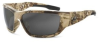Ergodyne Skullerz BALDR-PZHI Polarized Safety Glasses Smoke Lens - Kryptek Highlander Frame - Full Frame - 720476-57331 -- 720476-57331