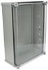 Polycarbonate Enclosure FIBOX SOLID UL PC 3828 13 T - 5320063 -Image