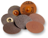 3M(TM) Roloc(TM) Cloth Disc 361F, 1 1/2 in Die# R150S 80 YF weight, 50 per inner 500 per case -- 051144-22407