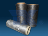Graphite Coated Glass Fiber Texturized Yarn -Image