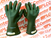 ELECTRICAL GLOVES SIZE10 CLASS-00 BLACK RUBBER -- E0011B10 - Image