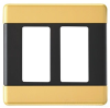 Standard Wall Plate -- SWS262-BKBBCC10