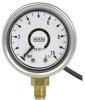Bourdon Tube Pressure Gauge -- PGS25