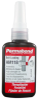 Permabond HM118 Anaerobic Threadlocker Adhesive Red 50 mL Bottle -- HM118 50ML BOTTLE -Image