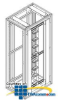 Chatsworth Products Seismic Frame Cabinet System - Frame.. -- 11974 -- View Larger Image