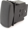 EATON SVR Sealed Rocker Switch, 12A, 12V/24V, On-On-On, DPDT, SKRMXXCXXXXXXXX -- 43211