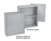 Locking Utility Cabinets, Type 1 -- A242412UC