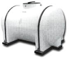 300 Gallon Round Horizontal Leg Tank -- TC3866LC