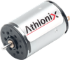 Athlonix Brush DC Mini Motor -- 16DCP Athlonix - Precious Metal