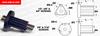 Flange Mount Supernuts® (inch) -- AB29FT-62101 -Image