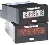 Totalizing Up Counter, 8-Digit LCD, Lithium Powered, NPN/PNP Singaling -- 70132577
