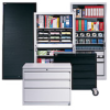 Optimedia® Storage Cabinets/System