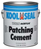 Acrylic Patching Cement,White,1 G -- 4FJK7