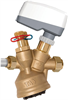 Compact Pressure Independent Balancing and Control Valve -- TA Series 7MP