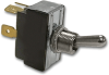 Carling Technologies 2GK51-78 Sealed Metal, 15A, DPST, On-Off Toggle Switch -- 44261 - Image