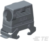 Rectangular Connector Hoods & Bases -- T1270165121-000 -Image