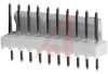 .100 in. Straight Header; 10 Circuits -- 70190592 - Image