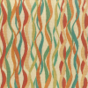 Colorful Wavy Lines Fabric -- R-Twist -- View Larger Image
