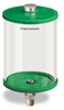 Green Color Key, Clear View Oil Reservoir, 1/2 gal Pyrex, 1/2
