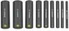 BONDHUS Set of 9 2 In. Socket Bits Without Sockets -- Model# 33299