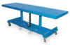 Hydraulic Lift Cart,Long Deck,60x30 In -- LDLT-3060