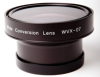 Zunow 0.7X Wide Angle Converter for 62mm lenses -- WVX-07 -- View Larger Image