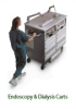 Endoscopy & Dialysis Cart