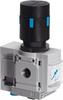 MS6-LRB-1/2-D7-AS-BD Pressure regulator -- 530335