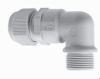 Plastic Right Angle Cable Gland -- PCGA-11R
