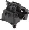HellermannTyton 156-02616 Adjustable In-Line Ratchet P-Clamp, Bundle Dia. 0.24
