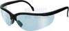 Radians Journey Safety Glasses with Black Frame and Light -- JR01B0ID