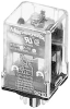 MAGNECRAFT - A314XBX48P-12D - POWER RELAY, DPDT, 12VDC, 12A, PLUG IN -- 206322