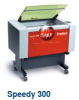 Flatbed Laser Engraver and Cutter -- Speedy 300