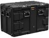 "Pelican BlackBoxâ""¢-11U Rackmount Case - No Foam - Black -- PEL-BLACKBOX-11U-SAE -Image"