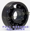 608 Full Complement Skate Ceramic Bearing 8x22x7 Si3N4 -- Kit7900