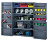 Jumbo 48 Wide Deep-Door Security Cabinet -- 8500327