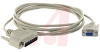 Cable; 10 ft.; D-Sub; Non Booted -- 70081414 - Image