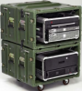 7U Classic Rack Case -- APDE2418-05/27/02 -- View Larger Image