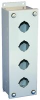 BUD INDUSTRIES - SPB-3901 - ENCLOSURE, PUSH BUTTON, 1 HOLE, STEEL -- 986356 - Image