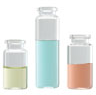 225278 - Wheaton Headspace Vials, Clear Type I Glass w/o Seals, 10 mL; 100/Cs -- GO-08917-02