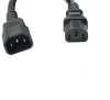 Power, Line Cables and Extension Cords -- PC14C13BL9-ND -Image