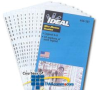 Ideal Wire Marker Booklet (Pkg of 5) -- 44-101