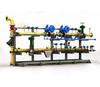 Industrial Burner -- NATCOM Fuel Train -Image
