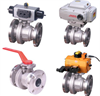 Flanged Ball Valves -- 150F/300F Series