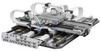 ASME-NNNN-03-0490-0420xx-XY Stacked Platform -- Vulcano XY
