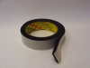 3M 4504 Black Single Sided Foam Tape - 2 in Width x 18 yd Length - 1/4 in Thick - 04892 -- 021200-04892 -- View Larger Image