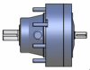 Valve Gearbox Actuator -- 12464