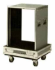 Case-in-Case Shockmounted Rack Case -- APFC-0023 -- View Larger Image